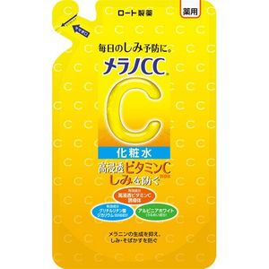 ROHTO Melano CC Whitening Lotion Refill 170ml