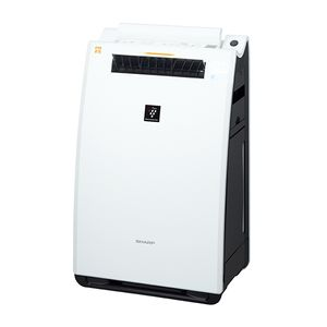 SHARP plasma cluster 25000 air purifier Premium model KI-FX55-W 100V
