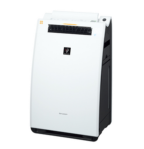 SHARP plasma cluster 25000 air purifier Premium model KI-FX75-W 100V