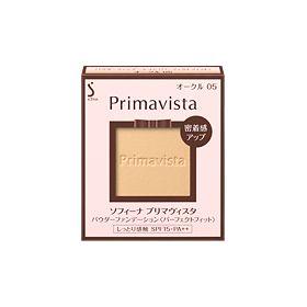 Sofina Primavista Powder Foundation Perfect Fit 9g 7 color