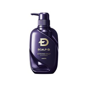 Angfa Scalp D Scalp Shampoo Strong Oily 350ml 2017ver.