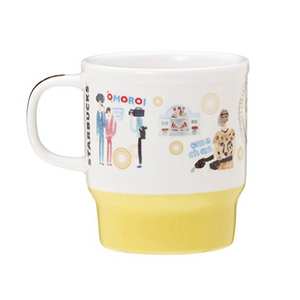 STARBUCKS osaka mug 355ml