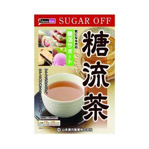 YAMAMOTO Kanpo Sugar Flow Tea 10g x 24 packs