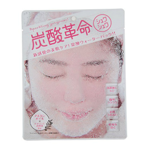 Synapse TANSAN KAKUMEI Carbonated Revolution Bubble Mask
