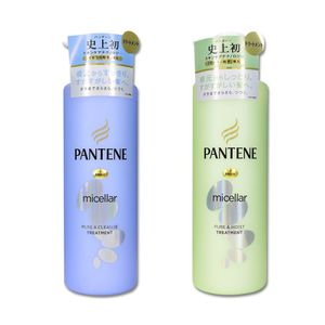 PANTENE Micellar Pure Cleanse/ Pure Moist Treatment 500g