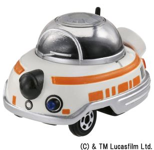 TAKATATOMY Tomica star wars cars 3