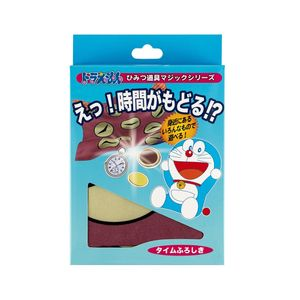 Tenyo Doraemon Time Furoshiki Magic Toy