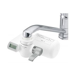 Panasonic Water Purifier Faucet Type Silver TK-CJ22-S