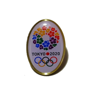 TOKYO 2010 olympic official pin badge