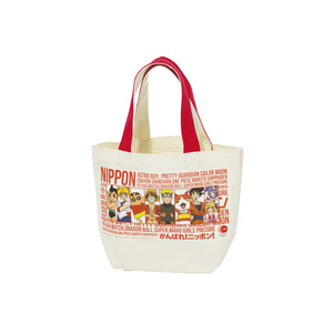 TOKYO 2020 official JOC character series lunch bag C