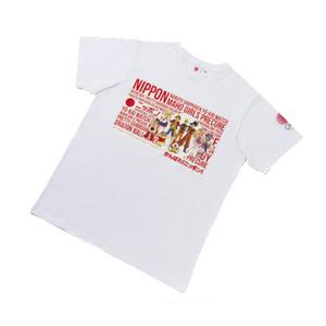 TOKYO 2020 official JOC character series Tshirts C