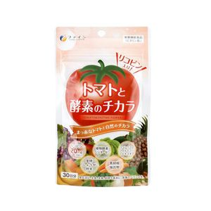 FINE JAPAN Power of Tomato and Enzymes 90 tablets