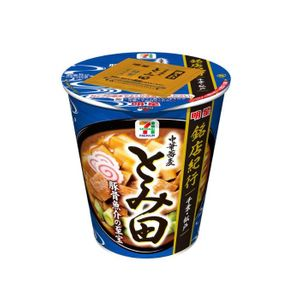 Myojo Tomita Pork and Fish Soup Noodle 101g x 12 cups
