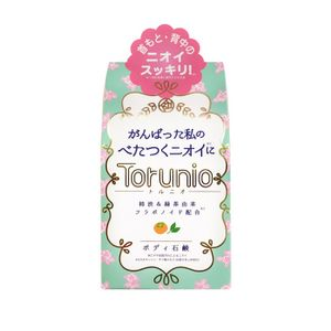 Pelican Soap Torunio Soap Scent of Rose Bubble 100g