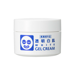 Toumei Shirohada medicated white gel cream 50g