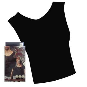 SIXPACK EXCERSIZE Sleeveless Exercise Shirt 2 Sizes