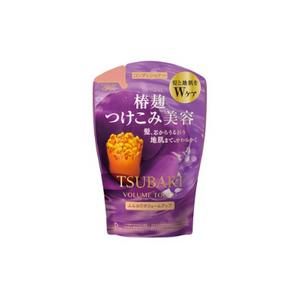 SHISEIDO TSUBAKI volume touch conditioner refill 380ml