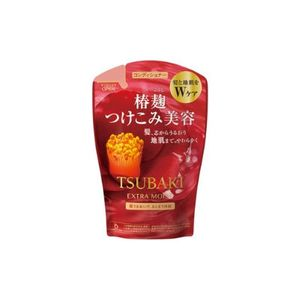 SHISEIDO TSUBAKI Extra moist conditioner refill 380ml