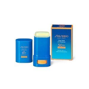 SHISEIDO Clear Stick UV Protector SPF50+ PA++++ 15g
