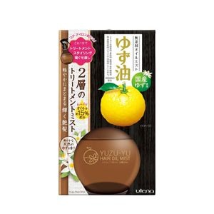 UTENA Yuzu Oil Additive Free Oil Mist 180mL