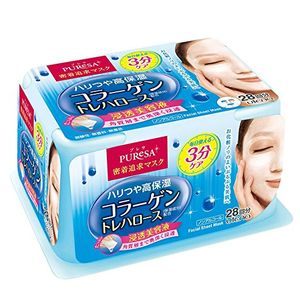 Utena PURESA mask pack -collagen-28sheets
