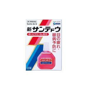 Santen New Sante de U Alfa 15ml x 2