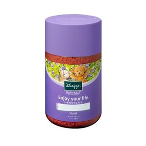 Kneipp Bath Salt Violet 850g