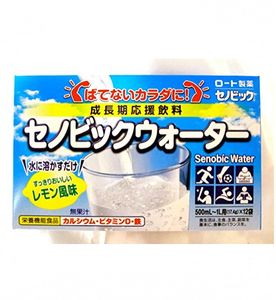 Rohto senobiku-water Growth aid cheering drink