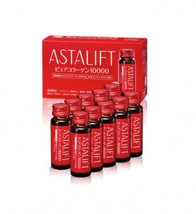 FUJIFILM Astalift Pure Collagen Drink 10.000 mg 30 ml x 10 bottles