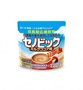 Rohto senobiku Growth aid cheering drink 280g 5 flavor