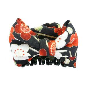 WAKOMONO hair clip ribbon