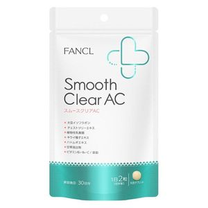 FANCL Smooth Clear AC Acne Supplement 60 tablets