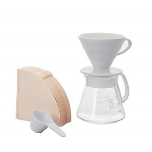 HARIO V60 Dripper Arita Ware & Range Server Set XVDD-3012W