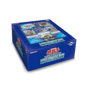 YuGiOh OCG Duel Monsters LINK VRAINS BOX