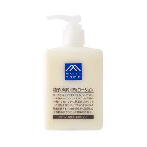 matsuyama M-mark Body Lotion Yuzu 300ml