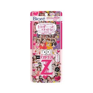KAO Biore Deodorant Z Roll On Momoiro Clover Z Package