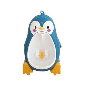 Anniversarich Potty toilet training for boys penguin removable
