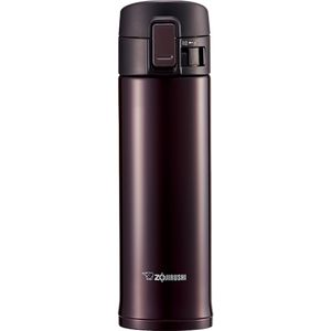 ZOJIRUSHI Stainless One-Touch Mug 480mL SM-KC48 2 Colors