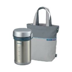 ZOJIRUSHI Stainless Lunch Jar SL-NC09
