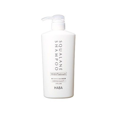HABA Squalane Shampoo Natural 500ml