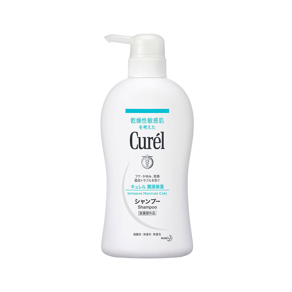 KAO Curel shampoo pomp 420ml