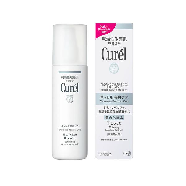 KAO Curel white lotion2 140ml