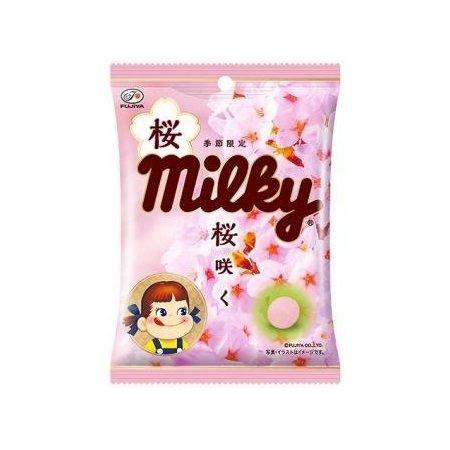 Fujiya Sakura Milky 56g x 6 bags