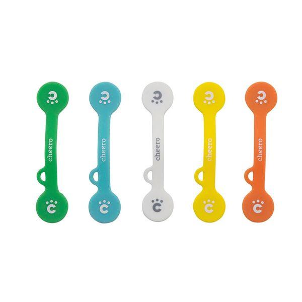 Cheero CLIP Light universal clip 5color set CHE-318-SET