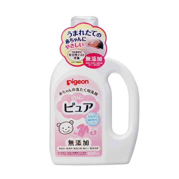 Pigeon Pure Baby Detergent 800ml