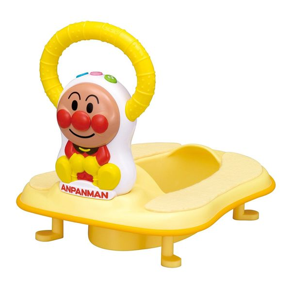 Anpanman 2 Way auxiliary toilet seat with chatter